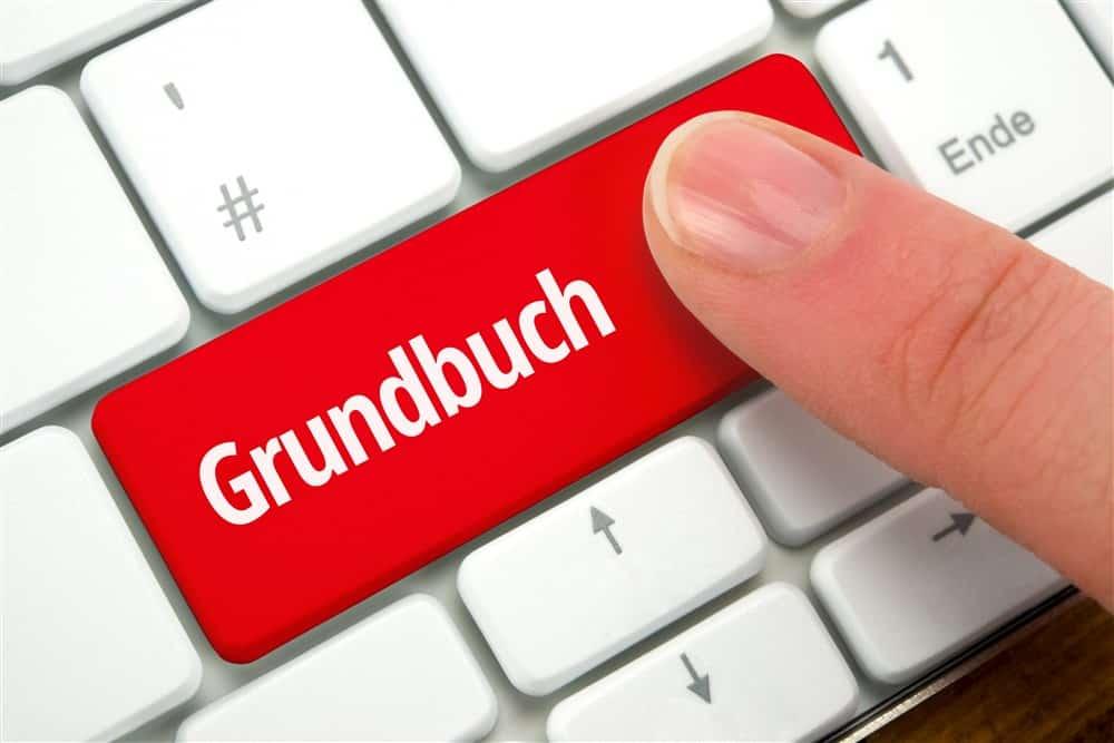 Grundbuchauszug Berlin