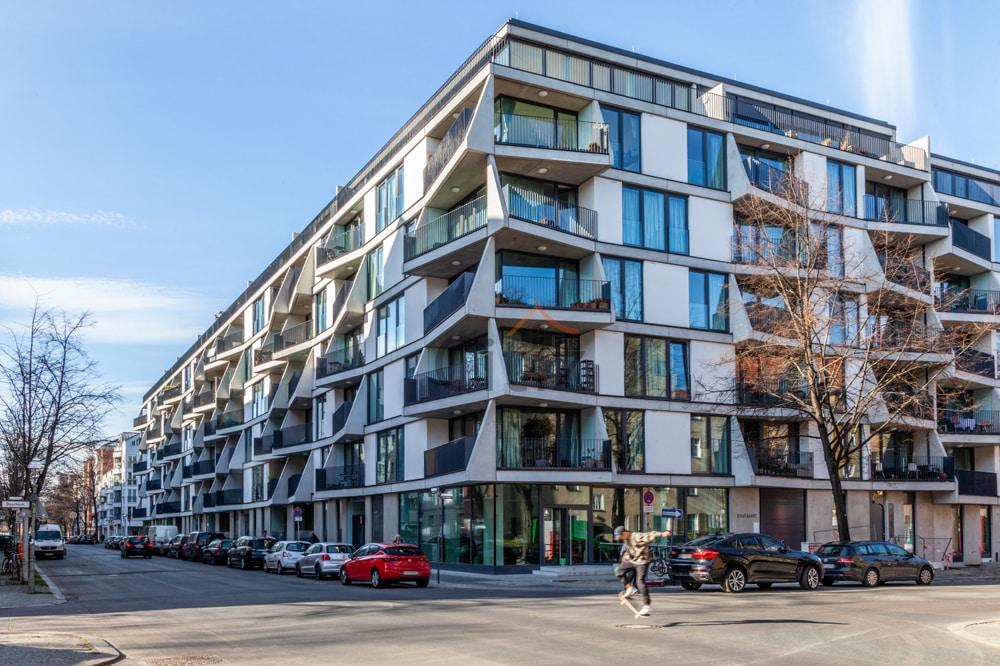 Studio dans un programme neuf idéal pour investir en immobilier à Berlin