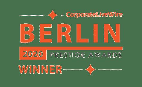 Prix de l'Agence immobilière de l'année à Berlin en 2020