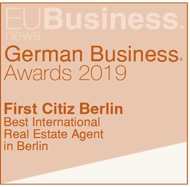 Meilleure agence immobilière internationale dans la capitale de l'Allemagne