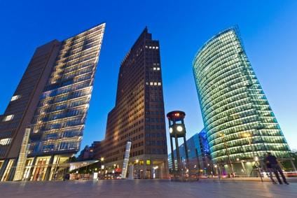 luxuswohnungen am Potsdamer Platz - Berlin