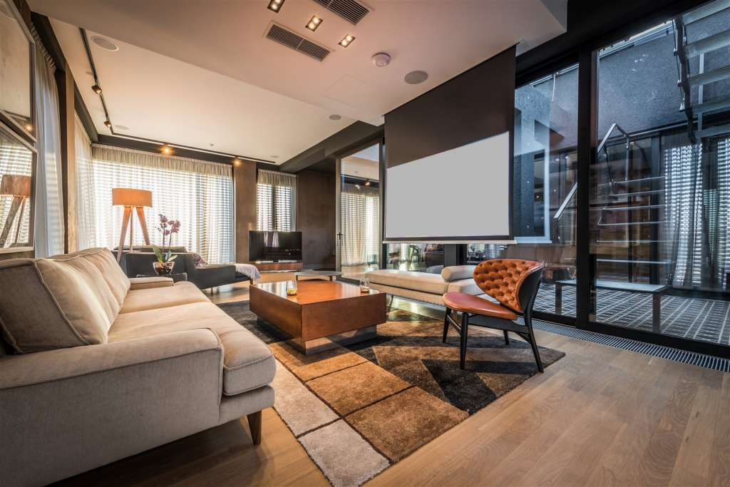 New penthouse for sale in Berlin, Germany: 5-room apartment  next to Potsdamer Platz