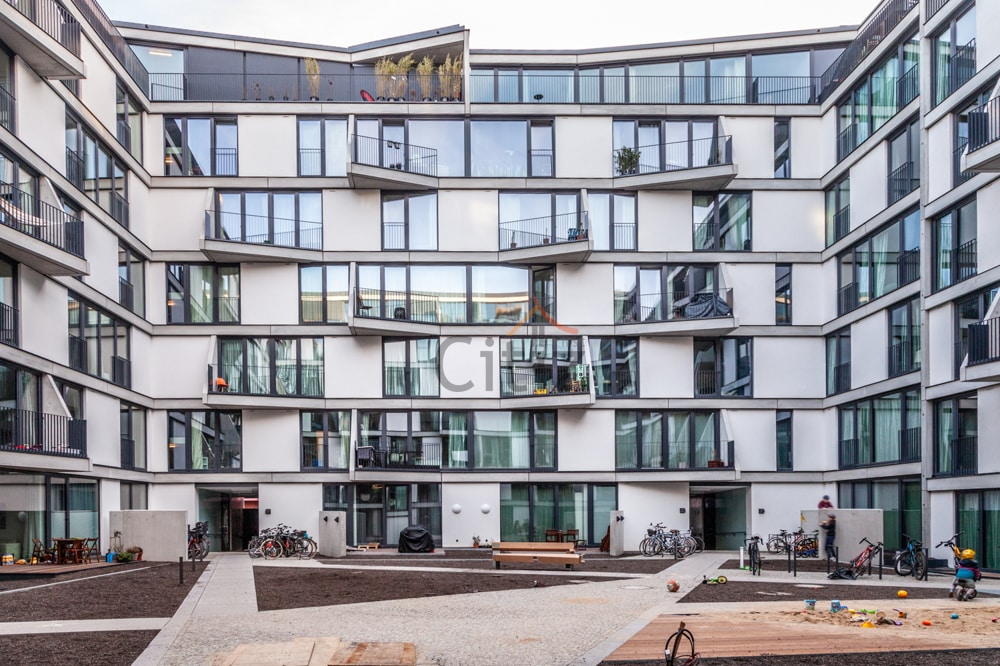 Appartements à vendre à Berlin dans un programme immobilier à Alt-Treptow