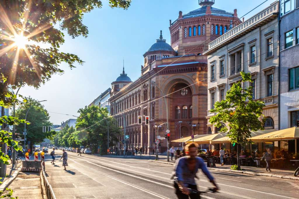 Mitte is perfect for buying an apartment to let in the capital of Germany