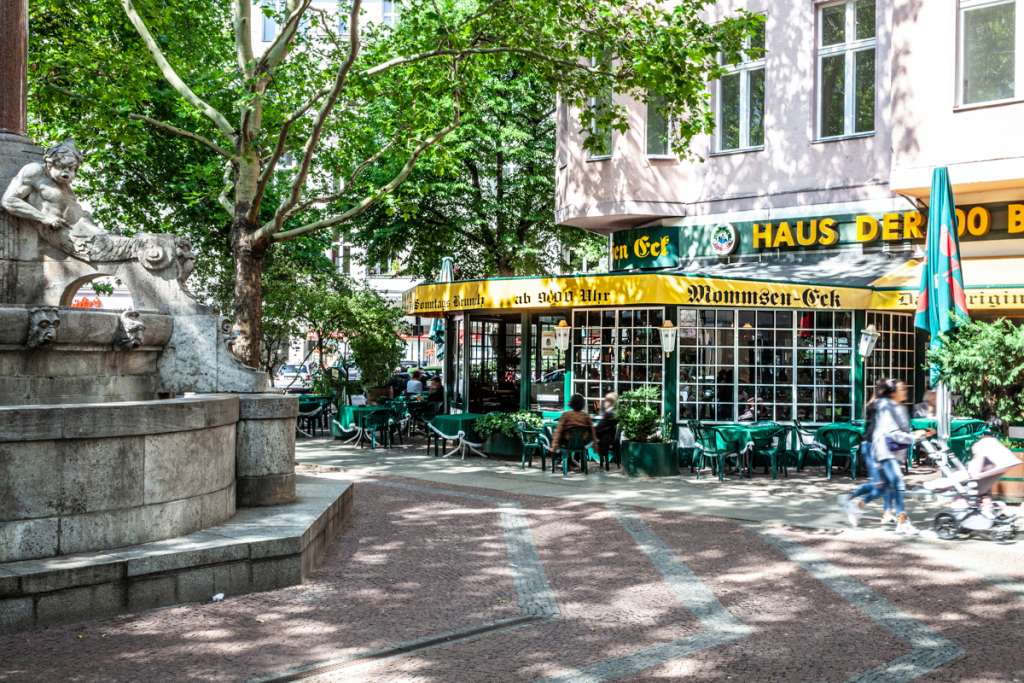 Charlottenburg, one of the most sought after boroughs in Germany