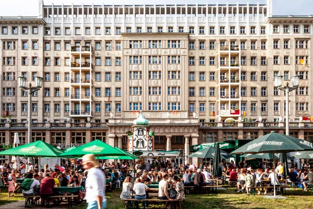 le quartier de Friedrichshain est un excelllent compromis pour un investissement immobilier à Berlin