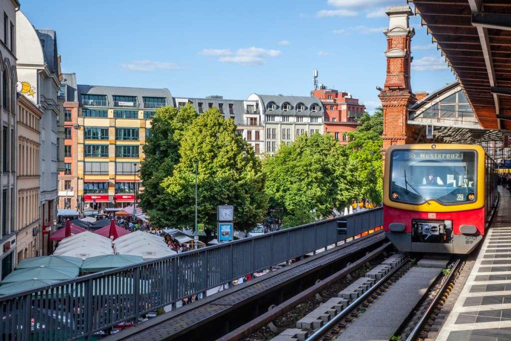 Les prix de l'immobilier à Berlin-Mitte sont les plus chers de la ville