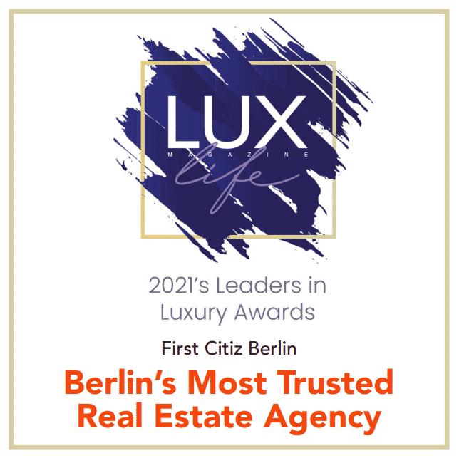 Agence immobilière la plus fiable à Berlin