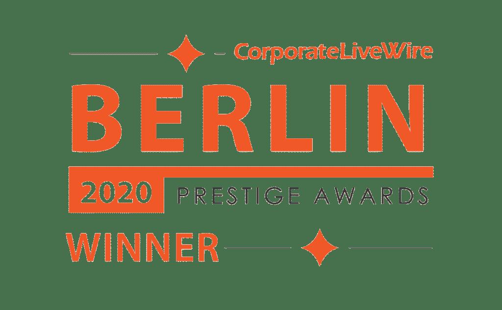Berlin real estate agency of the year - Berlin Prestige Awards