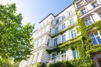 appartement de type Altbau en Allemagne