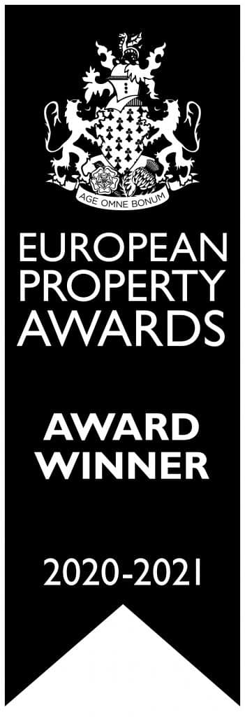 Real Estate Agency Website Winner for Germany (2020 & 2021) in European Property Awards