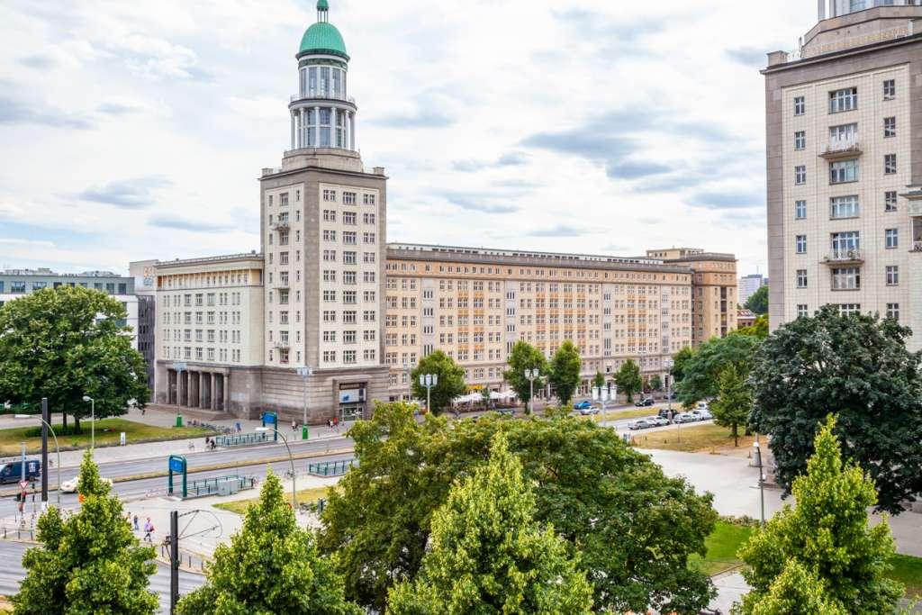 appartments d'époque à Berlin Friedrichshain