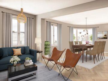 10625 Berlin, Penthouse apartment for sale, Charlottenburg